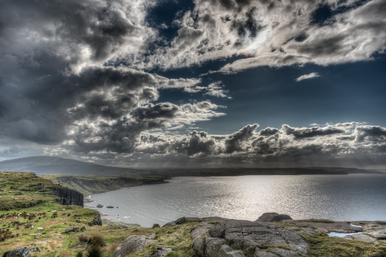 Fair Head Ballycastle Northern Ireland