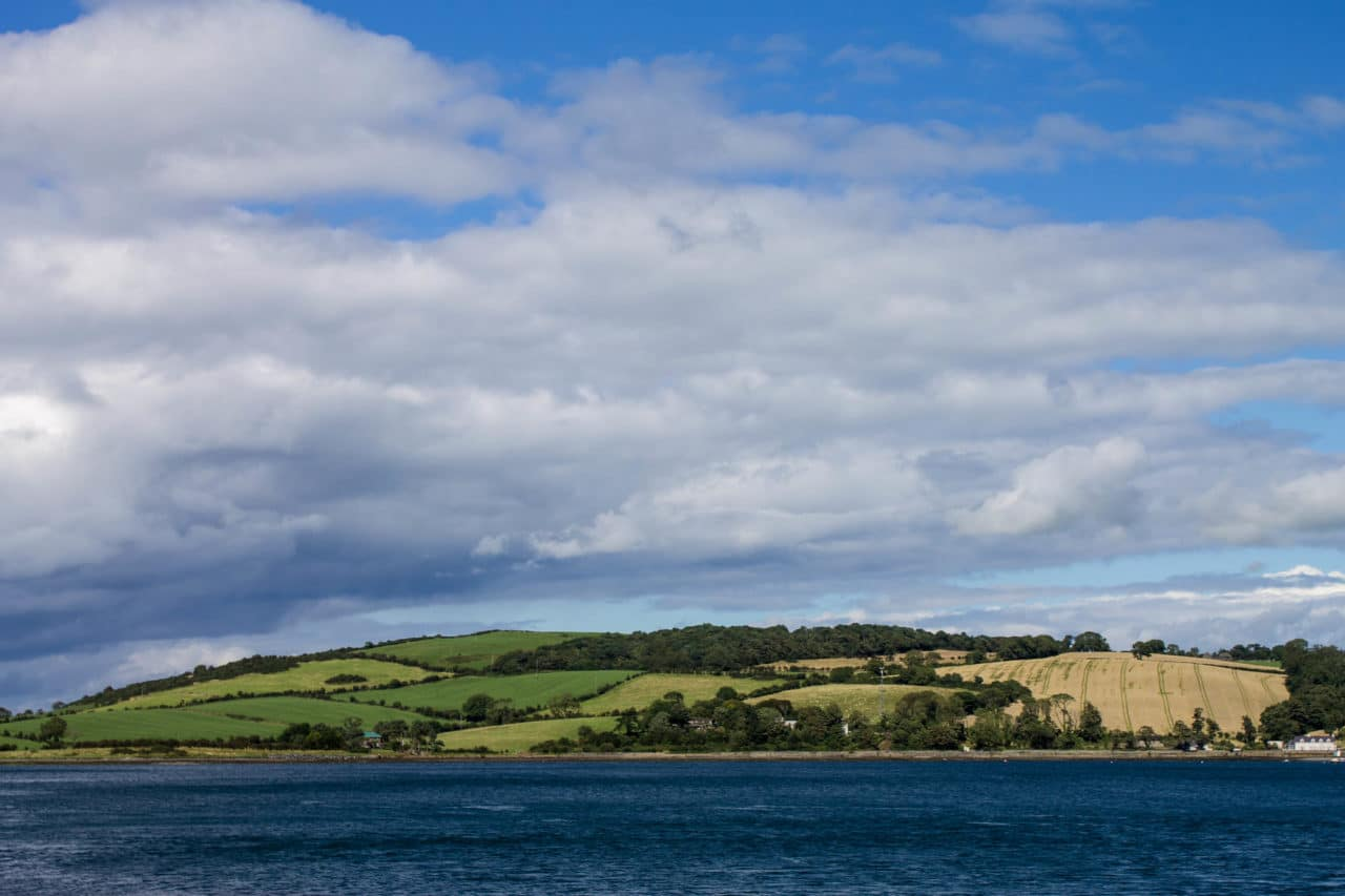 Strangford Lough Coast