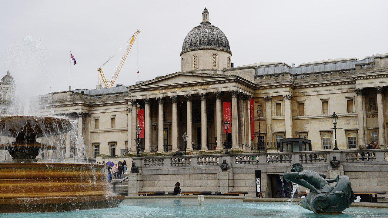 National Gallery London musuem virtual tours