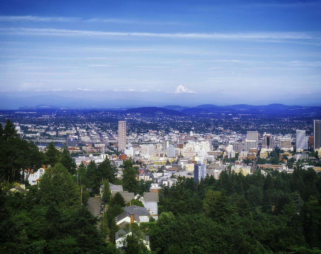 Portland Oregon with Jan Carson author