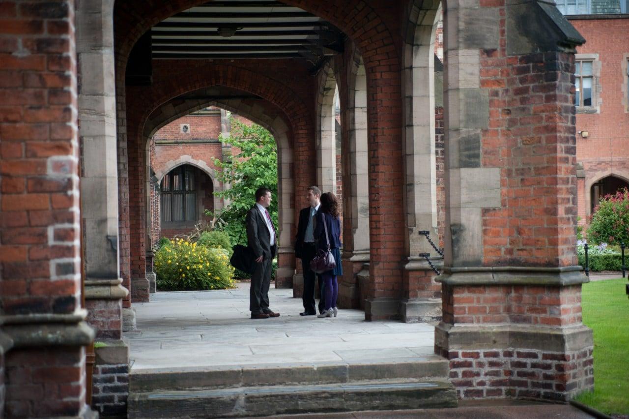 Queens University Belfast with Jan Carson