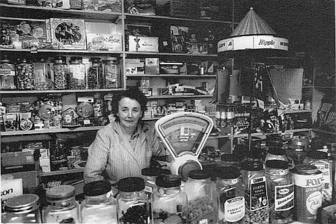 Strangford Lough saleswoman