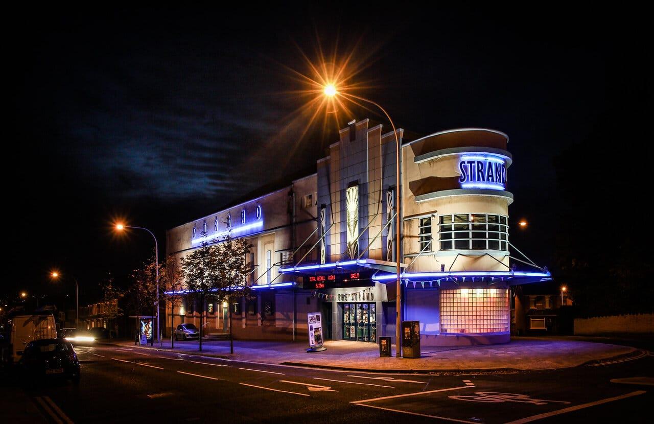 The Strand Cinema, East Belfast
