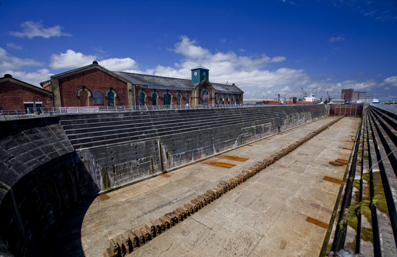 Titanic's Dry Dock Jan Carson