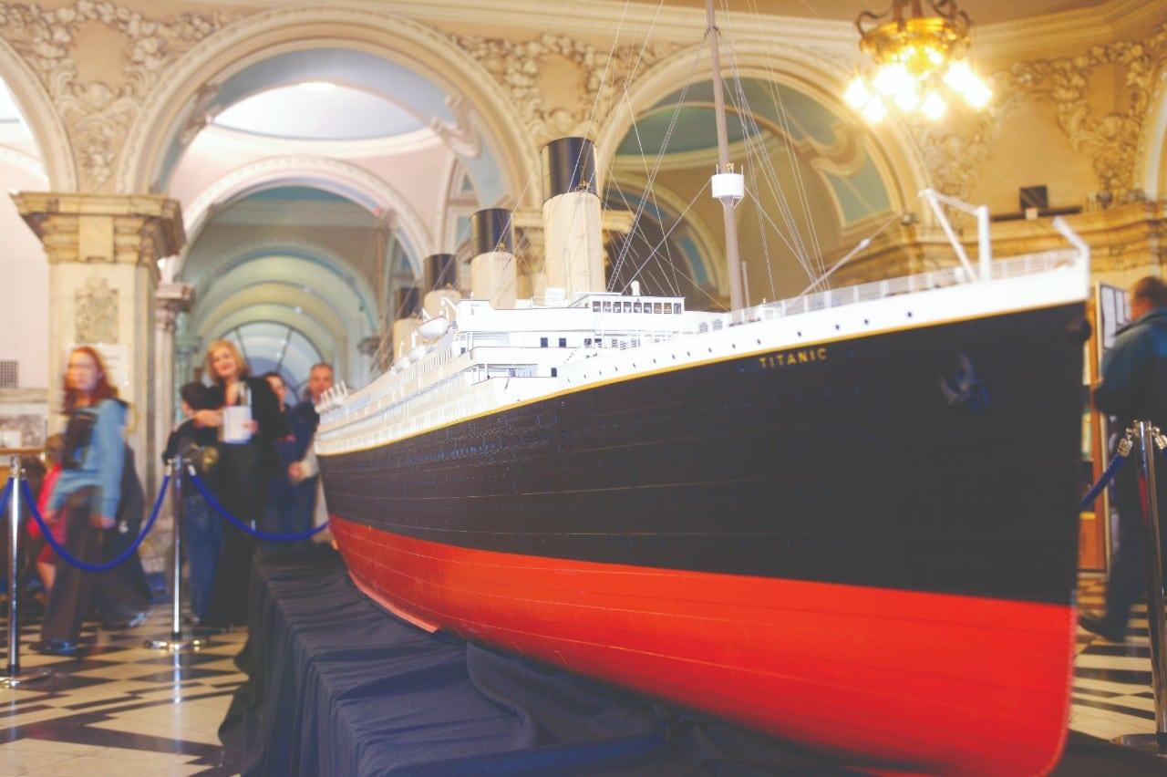 Titanic Made in Belfast Festival Belfast with Jan Carson