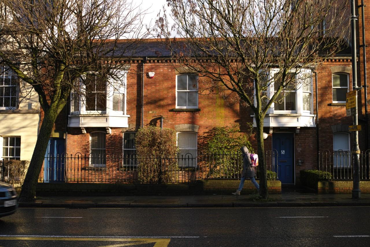 University Road Belfast Malachi O'Doherty
