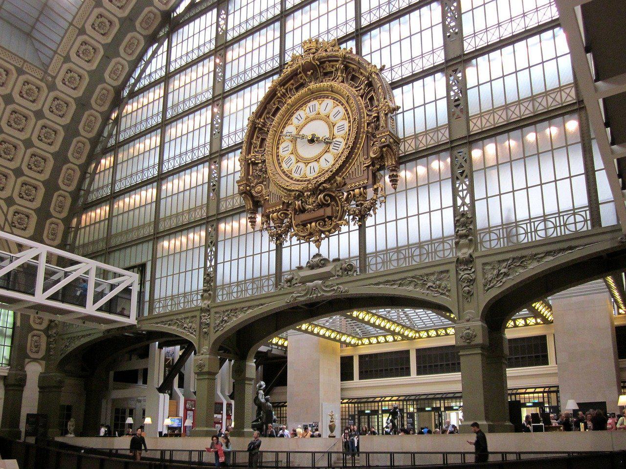 museum virtual tours Musée d'Orsay Paris