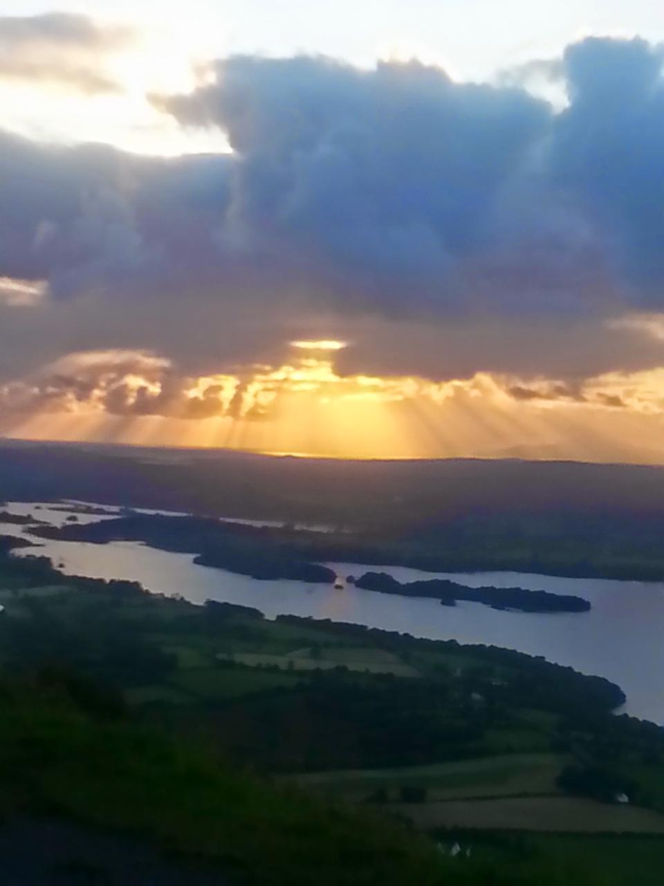 Beautiful Watery Fermanagh in 2014 - Maeve O'Lynn