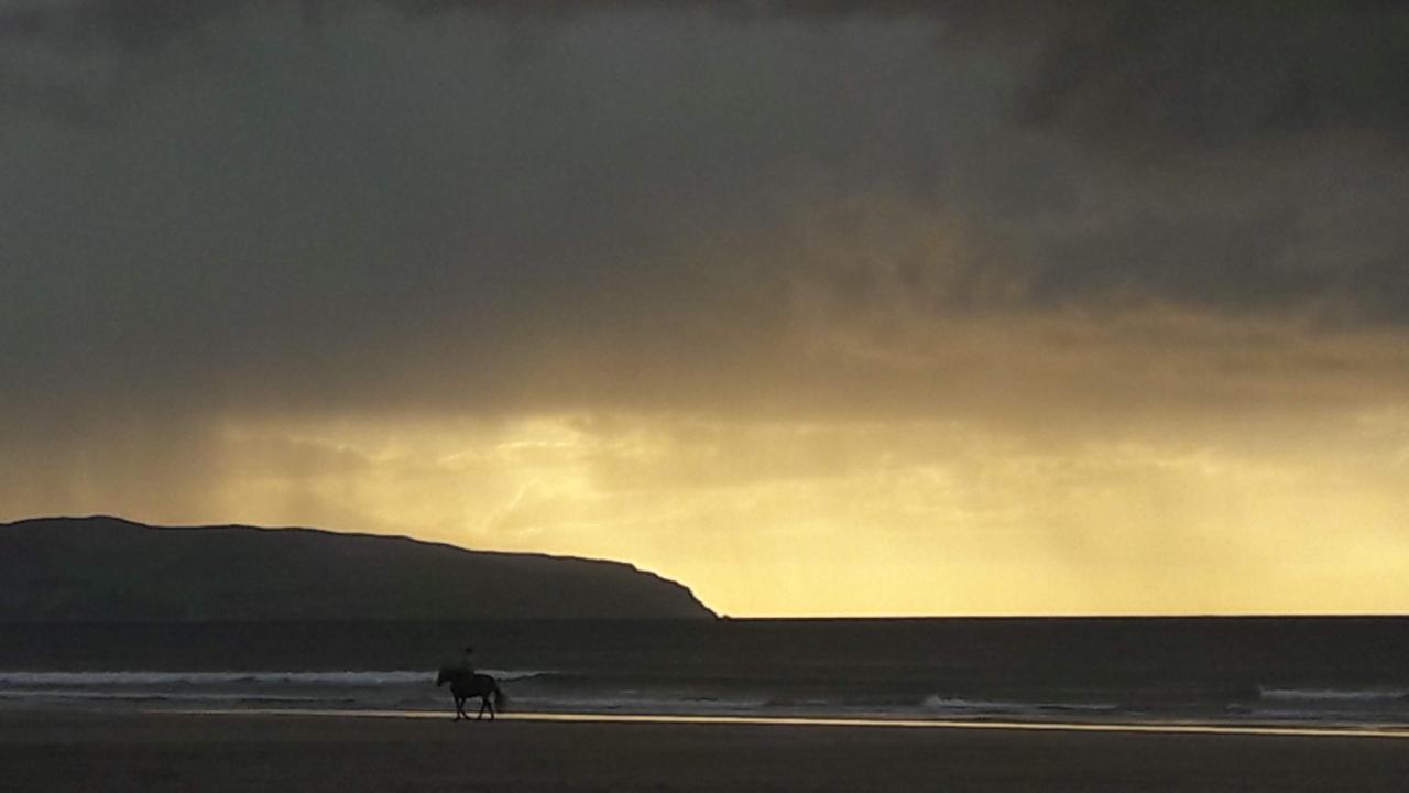 Stroll on the beach - Maeve O'Lynn