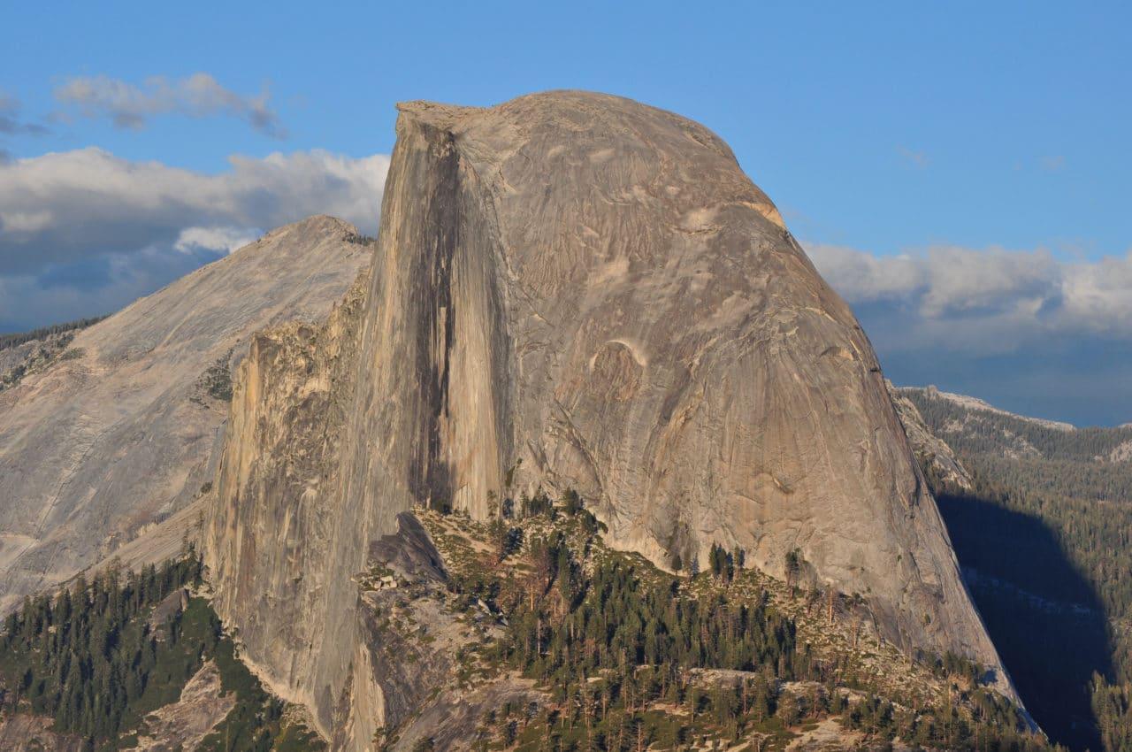 Half Dome Yosemite California - Byddi Lee