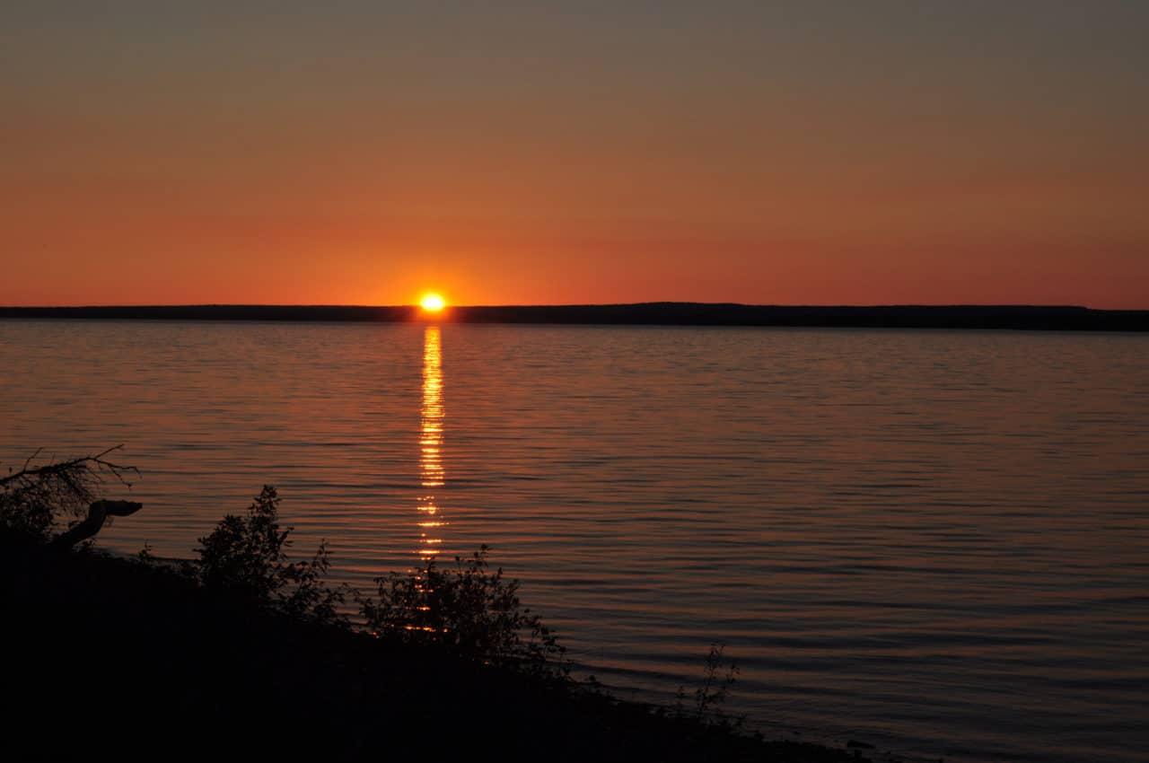 Manitoulin Island Sunset