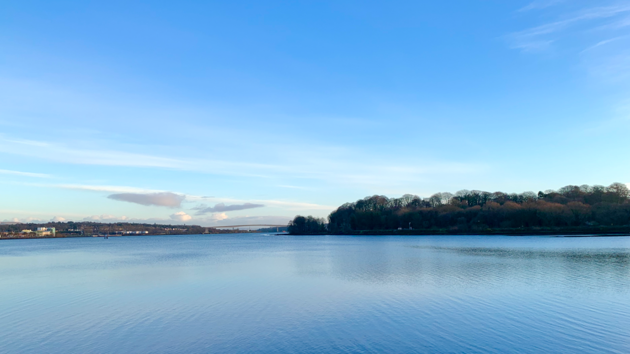 River Foyle - Seán Mackel