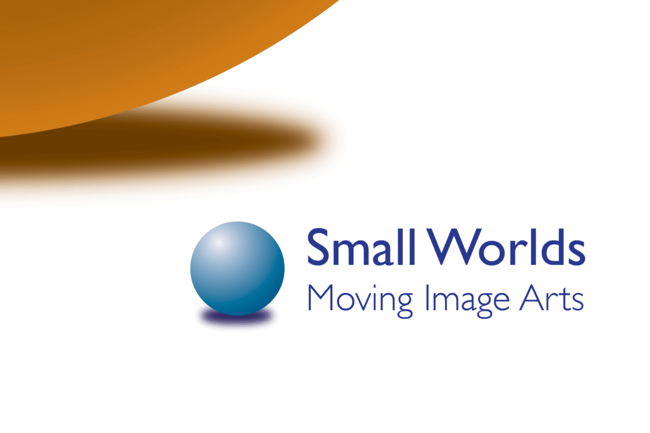 Small Worlds Logo - Sean Mackel