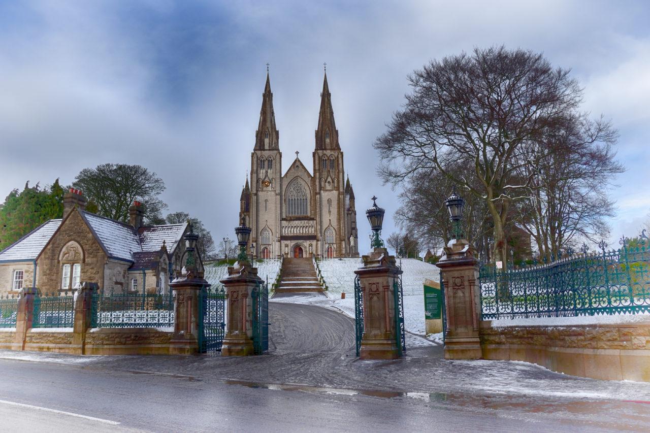 St Patricks Cathedral Armagh - Byddi Lee